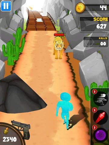Wild Run : A Hunting Game screenshot 8