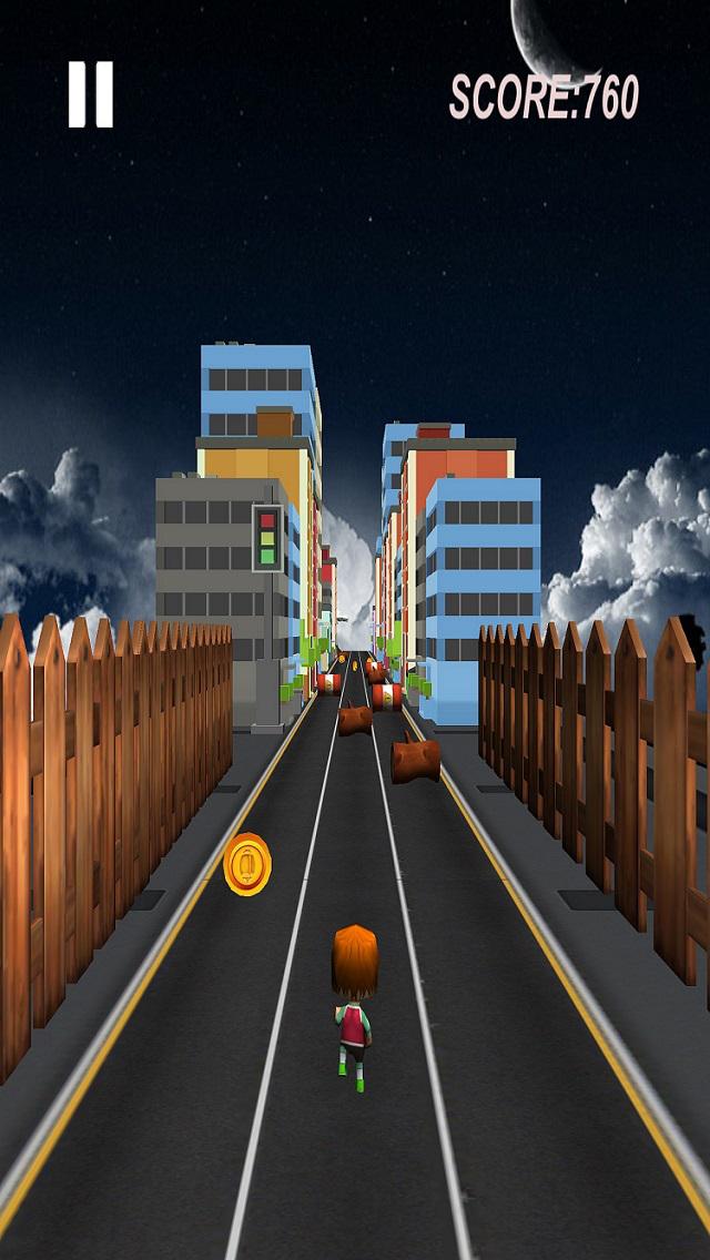 City Runner 3D screenshot 3