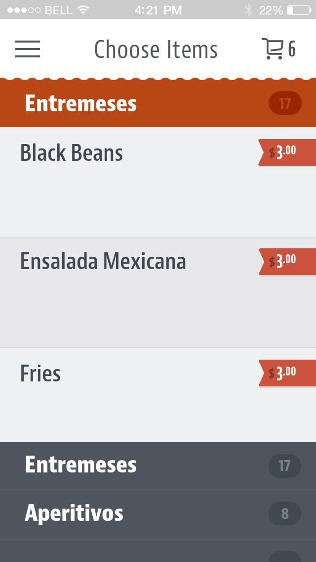 La Paloma Mexican Restaurant screenshot 3