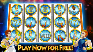Ace Slots of Titan Greek God Casino Free screenshot 1