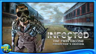 Infected: The Twin Vaccine - A Scary Hidden Object Mystery screenshot 5