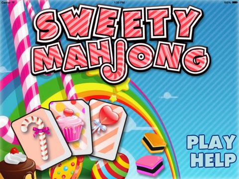 Mahjong : Free Candy Games screenshot 1