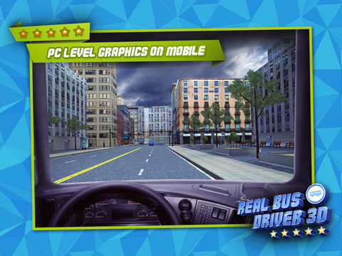 Real Bus Driver 3D - Realistic City Traffic & Car Driving Simulator screenshot 10