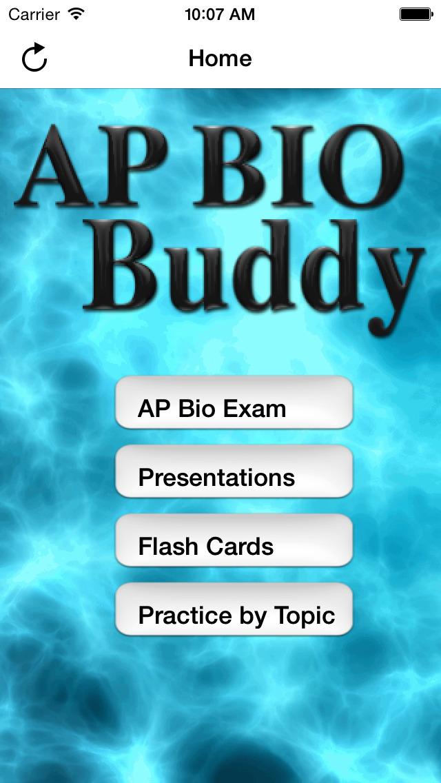 AP Biology Prep 2020 screenshot 1