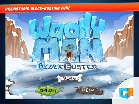 Woollyman Block Buster Game - Logic Sliding Puzzle - náhled