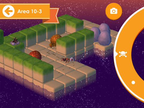 Under the Sun - A 4D puzzle game screenshot 7