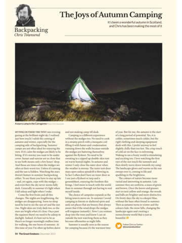 The Great Outdoors Magazine screenshot 6