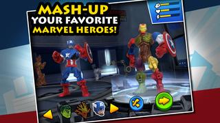 Mix+Smash: Marvel Super Hero Mashers screenshot 1