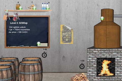 Alcohol Factory Game - Moonshine Distillery Sim &  - náhled