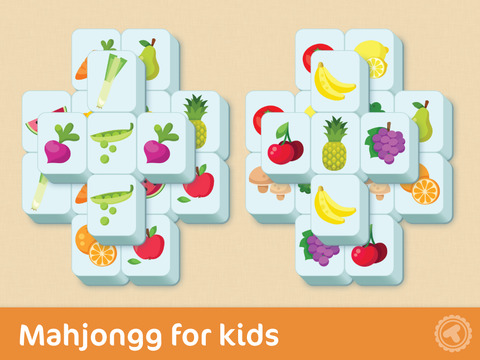 Toonia TwinMatch - Match Pairs of Animal, Bugs, Food and Space Cards with Mahjongg Solitaire Pairing Game for Kids & Toddlers screenshot 6