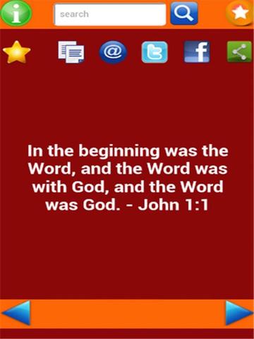 Bible Verses - Daily Quotes screenshot 4