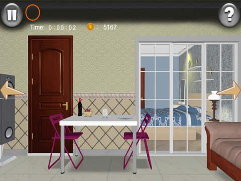 Can You Escape 10 Crazy Rooms III screenshot 7