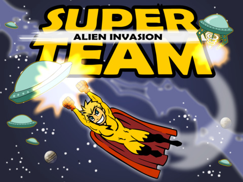 Alien Invasion PRO by Top Best Fun Cool Games screenshot 7