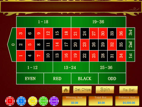 A High Roller Casino Roulette - Win Las Vegas gambling chips screenshot 6