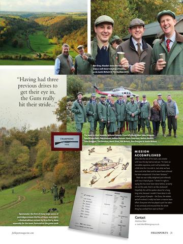 Fieldsports Magazine screenshot 3