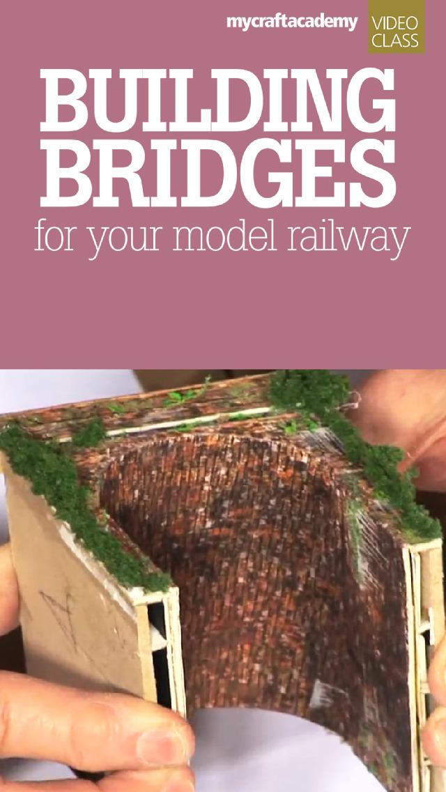Building Bridges for your Model Railway screenshot 1