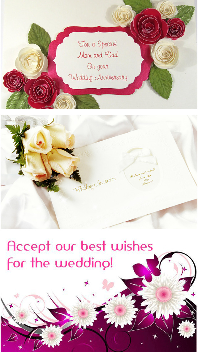 Wedding Card Designs: Cool Invitation Cards Ideas screenshot 2