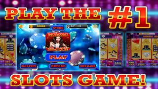 Ace Magic Slots - Jackpot Celebrity Illusion Craft Slot Machine Games Free screenshot 3
