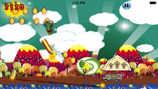 Advance Chicken Jump : Legends Of Leak Super Bird screenshot 2