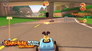 Garfield Kart Fast & Furry screenshot 4