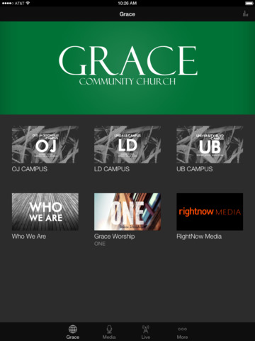 Grace Community screenshot 4