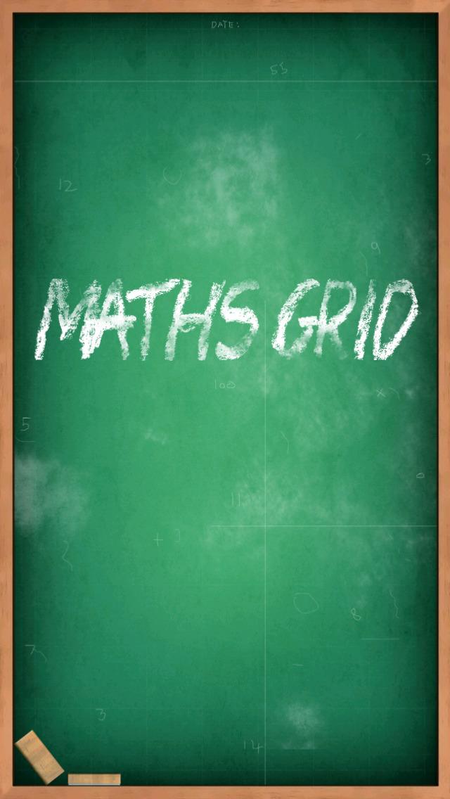 Maths Grid screenshot 1