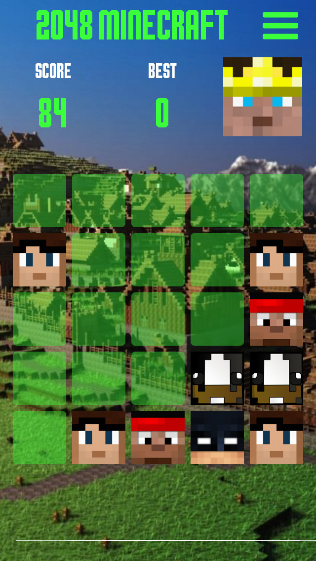 2048 for Minecraft screenshot 4