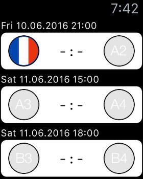 2018 Tournament App screenshot 9