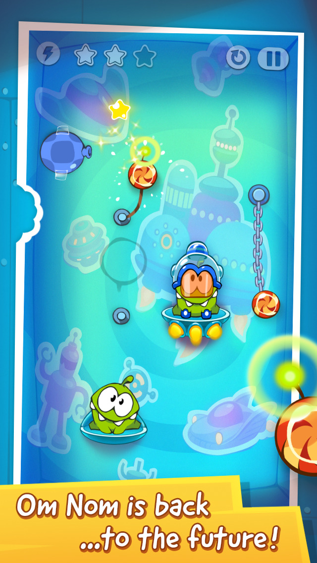Cut the Rope: Time Travel GOLD screenshot 3