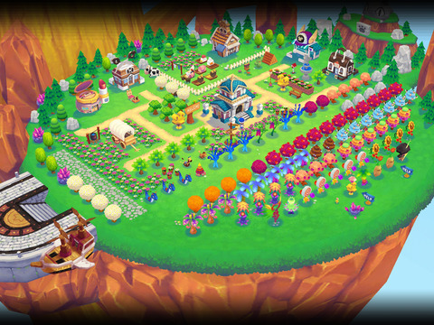 Magic Tree by Com2uS screenshot #2