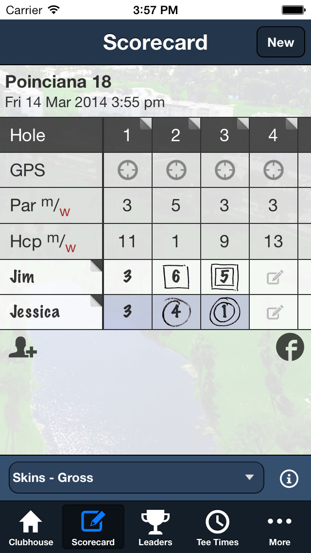 Poinciana Golf Club screenshot 4