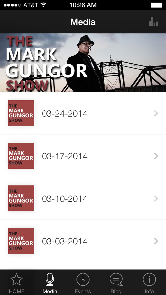 Mark Gungor App screenshot 1
