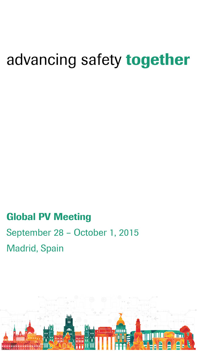 Global PV Meeting 2015 screenshot 1