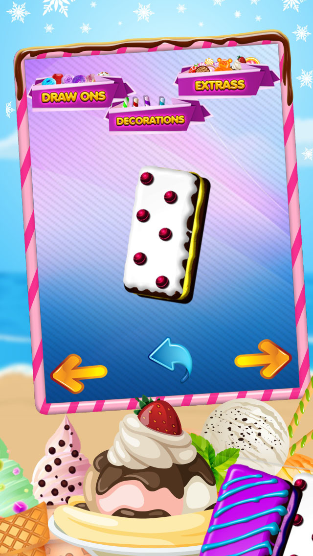 A AmazeBalls Dessert Maker Ice-Cream Creator - Cones, Sandwiches & Sundaes screenshot 2
