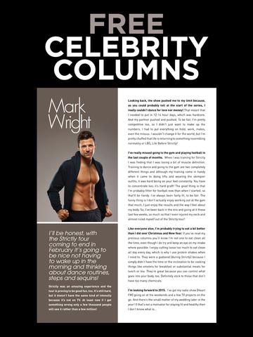 BESTFIT Magazine – 100% Free health and fitness magazine screenshot 10