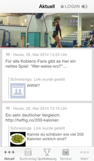 Schneising screenshot 1