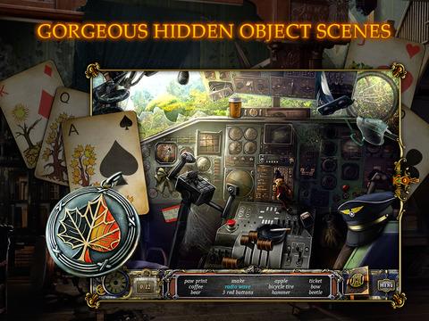Solitaire Mystery: Four Seasons HD screenshot 3