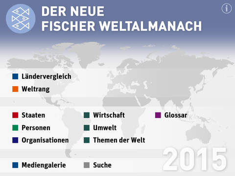 Der neue Fischer Weltalmanach 2015 – Zahlen Daten Fakten screenshot 6