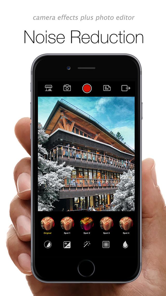 Style Camera - shutter Cam & Art editor ultimate photo-Lab screenshot 4