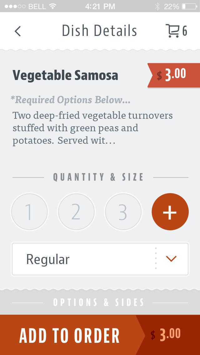 New Delhi Indian Restaurant screenshot 4