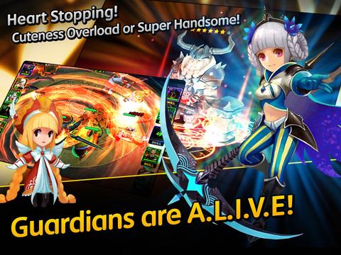 Guardian Hunter - Super brawl RPG screenshot 7