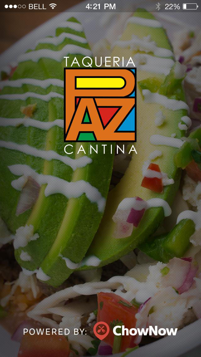 Paz Cantina screenshot 1