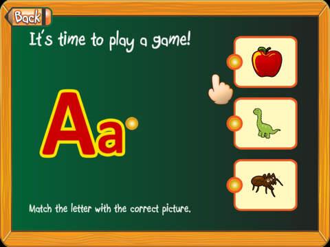 WORDZ Club Alphabets Words screenshot 3