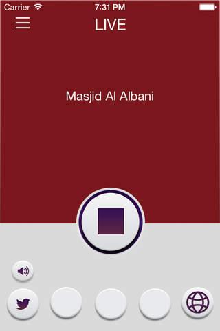 RADIO MASJID AL-ALBANI - náhled