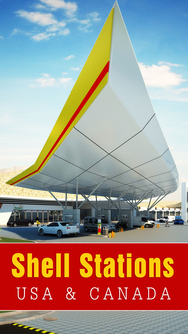 Best App for Shell Stations USA & Canada screenshot 1