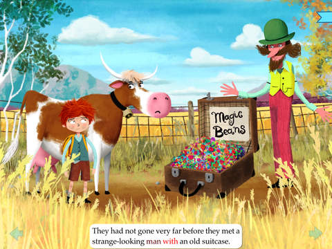 Jack and the Beanstalk by Nosy Crow screenshot #1