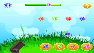 ` Jewel Shooter Color Test Fun Brain Training Time Waster Free Game screenshot 3