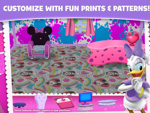 Minnie's Home Makeover screenshot 7