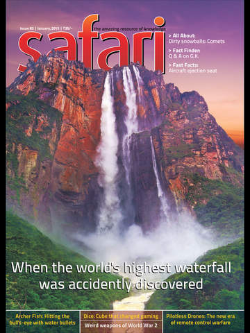 Safari magazine screenshot 6