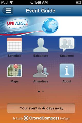 Universe 2014 - náhled